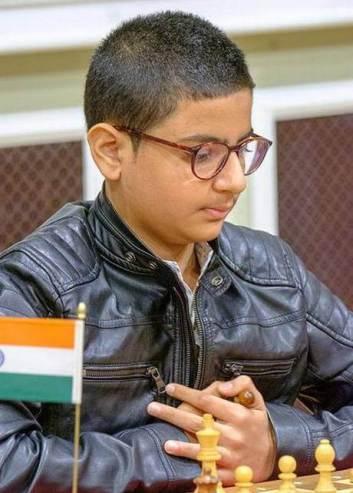 Raunak Sadhwani becomes India's 65th Grandmaster