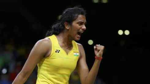 PV Sindhu 13th highest paid woman sportsperson of year