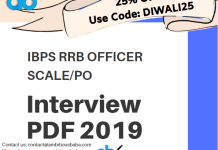 Blog RRB PO Interview PDF 2019
