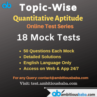 Quant Topic Wise