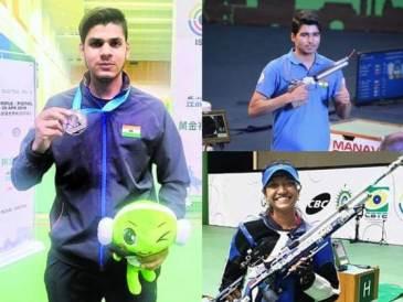 Three Indians win Golden Target award