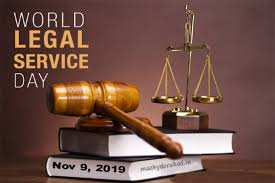 9th November: Legal Services Day
