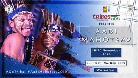 National Tribal Festival - Aadi Mahotsav in New Delhi