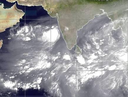 Cyclone Maha crosses Lakshadweep