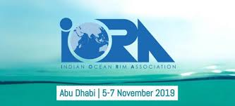 19th IORA Council of Ministers Meeting 2019 in Abu Dhabi, United Arab Emirates