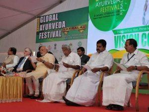 Kerala Governor inaugurates Global Ayurveda summit
