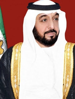 Sheikh Khalifa bin Zayed Al Nahyan re-elected as President of UAE