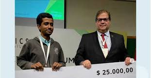 Indian Scientist Wins 'BRICS-Young Innovator Prize' Worth Rs. 18 Lakh