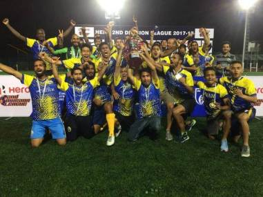 Documentary on Real Kashmir FC bags 'BAFTA Scotland' Awards 2019
