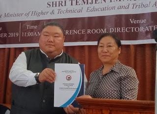 Nagaland govt launches Ex-gratia Scheme for Students