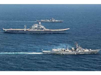 India-US tri-services exercise 'Tiger Triumph' to begin in Vizag on Nov 13
