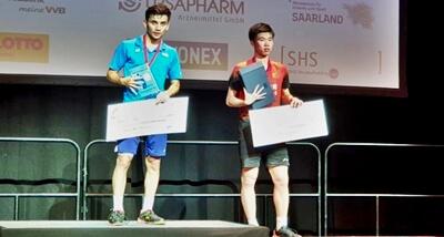 Lakshya Sen won SaarLorlux Open title