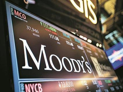 Moody's cuts India's credit outlook to negative from stable