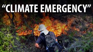 Oxford Dictionaries declares 'climate emergency' the word of 2019