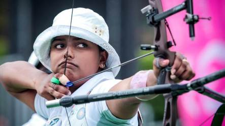 Deepika Kumari wins gold at Asian Archery Championships, India earn Olympic quota