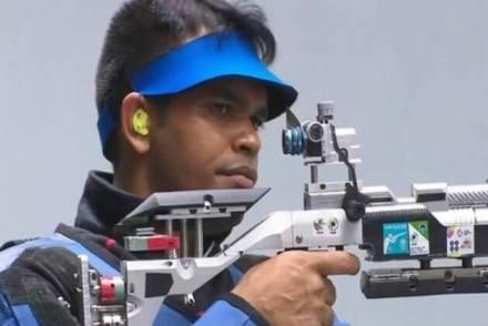 Asian Shooting Championships: Deepak Kumar wins Bronze; bags 10th Olympic quota for India