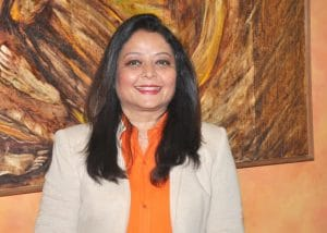 Dr. Vinaya Shetty appointed as IODA's 1st Indian and Asian General Vice President