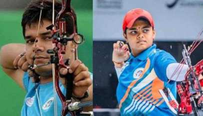 Asian Archery: Abhishek-Jyothi duo wins compound mixed pair gold