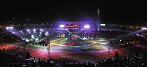 13th South Asian Games formally begins in Kathmandu