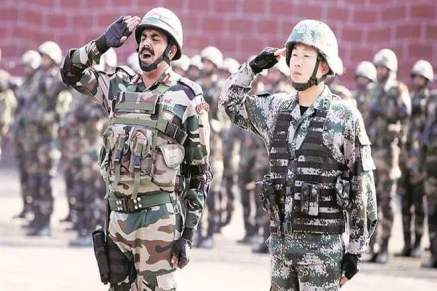 India-China army joint training exercise 'Hand-in-Hand 2019' to be held in Meghalaya from Dec 7-20