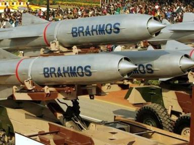 Indian Navy Successfully Test-fires BrahMos Supersonic Cruise Missile in Arabian Sea