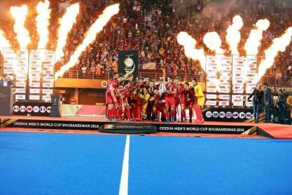 Odisha to host 2023 Men's Hockey World Cup
