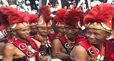 20th Edition of Hornbill Festival begins in Nagaland