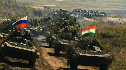 India-Russia Joint Tri-Services Exercise 'Indra 2019' to begin in Pune, Goa & Babina