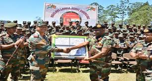 India-Sri Lanka joint military exercise to begin in Pune from December 1