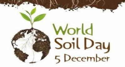 5th December: World Soil Day 2019