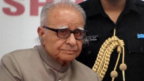 Former Karnataka Governor and Padma Vibhushan awardee T N Chaturvedi passes away