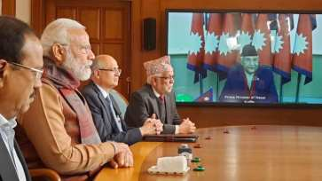 PM Modi, Nepal PM KP Sharma Oli to jointly inaugurate Jogbani-Biratnagar check post