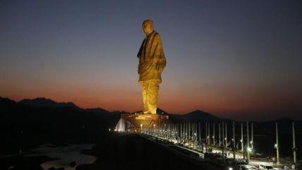 Gujarat's 'Statue of Unity' included in '8 Wonders of SCO' list