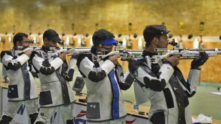 India finishes 2019 as No. 1 shooting nation in world