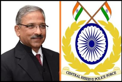 AP Maheshwari Appointed Director General Of Central Reserve Police Force (CRPF)