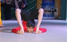 British Indian yoga champion wins Global Child Prodigy Award