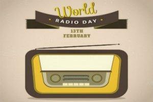 13th February: World Radio Day 2020