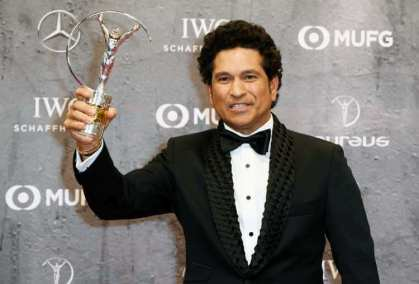 Laureus Awards 2020: Tendulkar, Springboks win for World Cup wins; Hamilton, Messi share honours