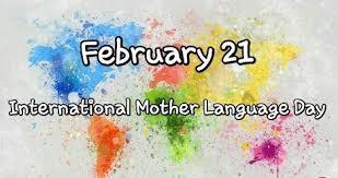 21st February: International Mother Language Day