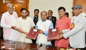 ICAR Signs Pact with Hardiwar-based Patanjali for Farm Research, Training