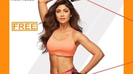 Shilpa Shetty partners with Fit India, announces a 21-day weight loss program for free on her app