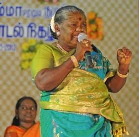 Tamil folk singer, actress Paravai Muniyamma Passed away