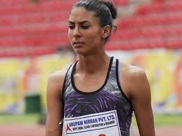 Indian runner Prachi provisionally suspended after testing positive for Oxandrolone