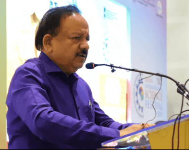 Dr Harsh Vardhan set to take charge as Chairman WHO Executive Board on 22 May