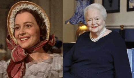 Two time Oscar winner and actress, Olivia de Havilland passed away
