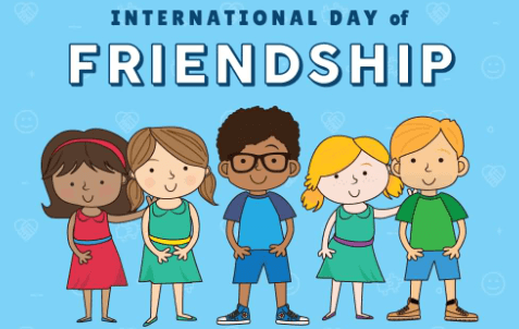 30th July: World Friendship Day