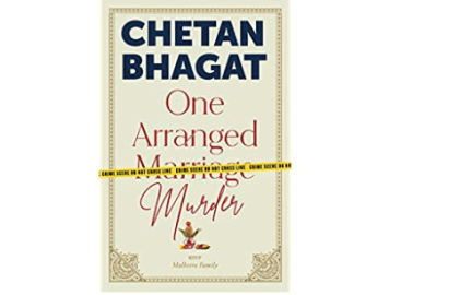 A Book Titled 'One Arranged Murder' Authored by Chetan Bhagat