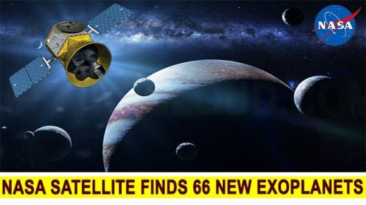 NASA-satellite-finds-66-new-exoplanets