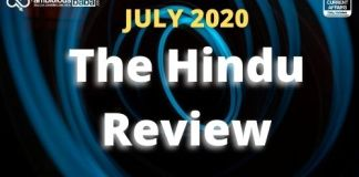 THE HINDU REVIEW