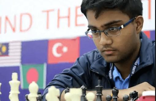 Indian Grandmaster P Iniyan Wins World Open Online Chess Tournament